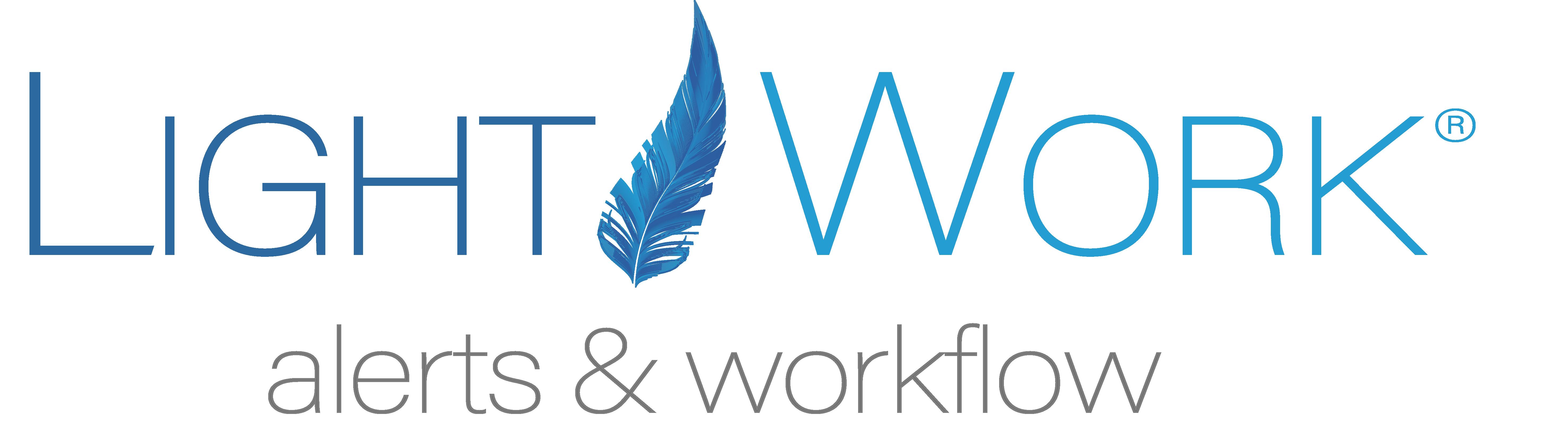 lightwork alerts & workflow logo
