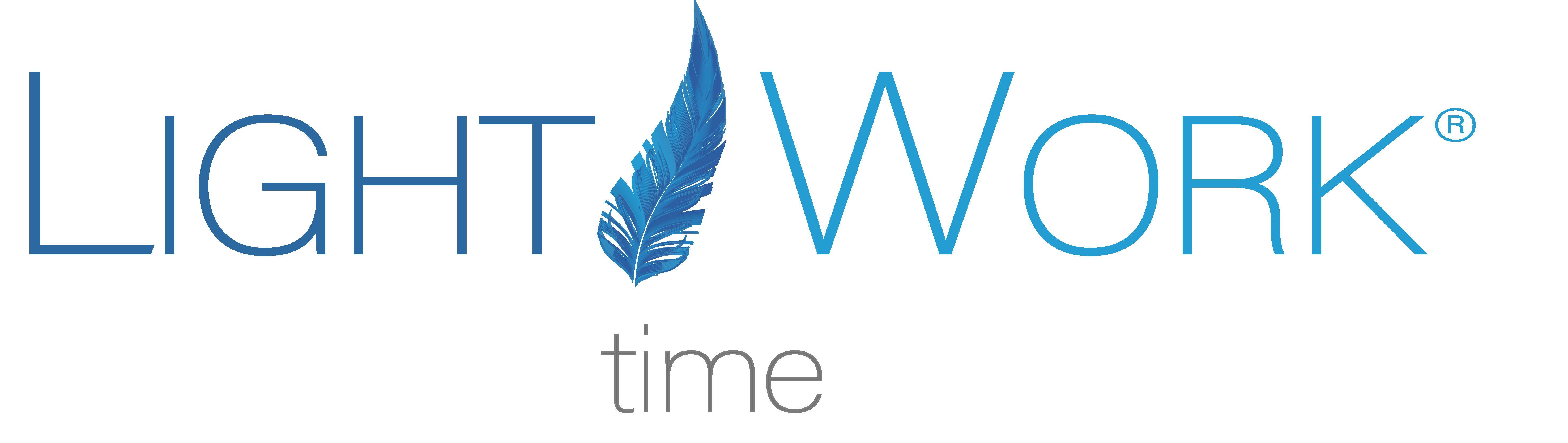 LightWork Time logo